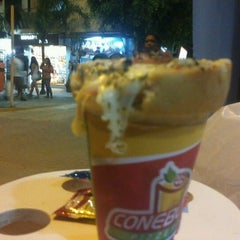 Photo taken at ConeBox Pizzeria by Bruno B. on 2/1/2013