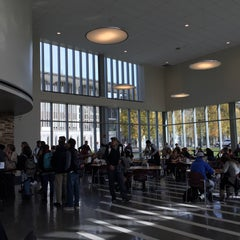 Photo taken at SUNY Albany Campus Center by Mike S. on 10/27/2015