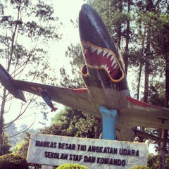 Photo taken at SESKOAU LEMBANG by dude b. on 8/18/2013