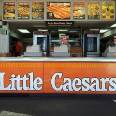 Photo taken at Little Caesars Pizza by Nia M. on 6/20/2013