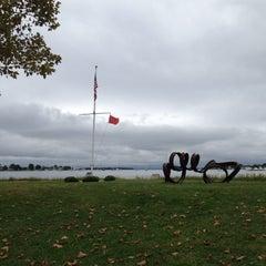 Photo taken at Veterans Memorial Park by Rick F. on 9/29/2012