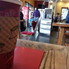 Photo taken at Richmond Beach Coffee House by JB M. on 4/21/2013