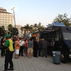 Photo taken at Komodo Food Truck by Deborah T. on 7/1/2013