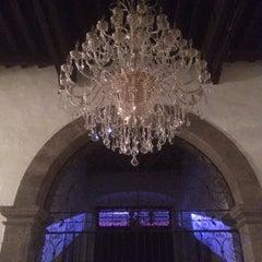 Photo taken at La Casa histórica de Tlaquepaque by Alejandro G. on 12/21/2014