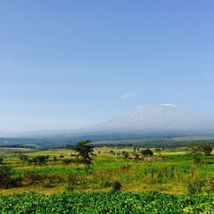 Photo taken at Mount Kilimanjaro by Chen C. on 6/15/2015