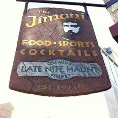 Photo taken at The Jimani Lounge & Restaurant by tankboy on 3/15/2013