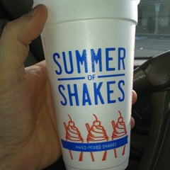 Photo taken at SONIC Drive In by Ray F. on 8/31/2013