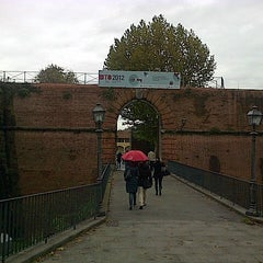 Photo taken at Fortezza da Basso by Marco F. on 11/30/2012