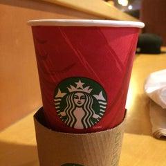 Photo taken at Starbucks by Rachel T. on 1/2/2015