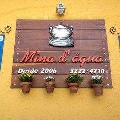 Photo taken at Restaurante Mina d'Água by Alexis L. on 7/17/2013