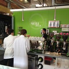 Photo taken at Portola Coffee Lab by Jed C. on 6/1/2013