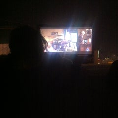 Photo taken at Cinemagic's Rooftop Venue by Everblue on 2/2/2013