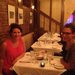 Photo taken at Trattoria Alberto of Capitol Hill by Jordan S. on 9/13/2013