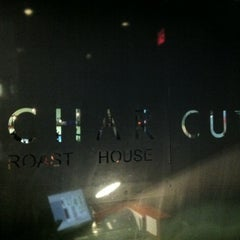 Photo taken at CHARCUT Roast House by Gustavo M. on 11/27/2012