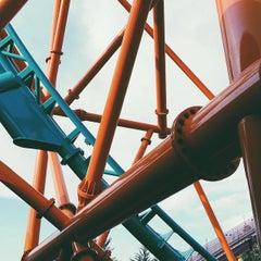 Photo taken at Turkish Delight - Busch Gardens by Austin B. on 6/13/2015