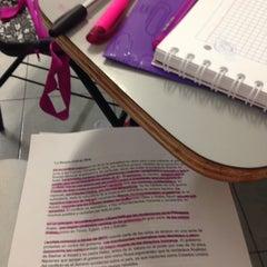 Photo taken at Universidad Insurgentes by Marycruz r. on 9/28/2015