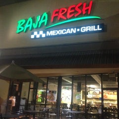 Photo taken at Baja Fresh by Sherri P. on 11/1/2012