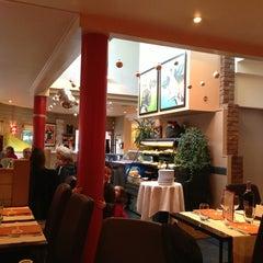 Photo taken at O'Charolais by Sébastien G. on 12/29/2012