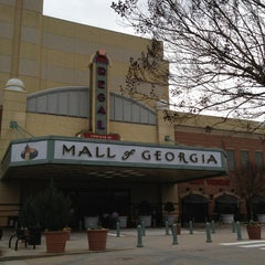 Photo taken at Mall of Georgia by Jade K. on 1/10/2013