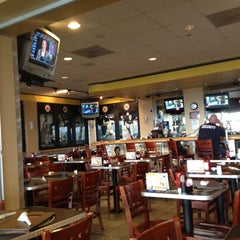 Photo taken at Hall of Fame Sports Grill by john s. on 9/28/2012