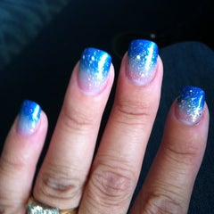 Photo taken at Judy's Nail Salon by Charissa D. on 10/24/2012