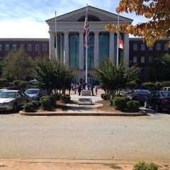 Photo taken at Clayton County Justice Center by Ki T. on 10/7/2014