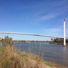 Photo taken at Lewis and Clark Landing by Christine K. on 10/11/2015