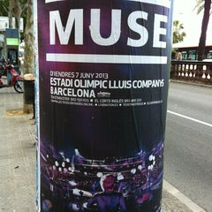 Photo taken at La Cara de Barcelona by Boris O. on 5/22/2013