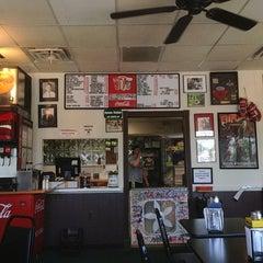Photo taken at Joe's Hamburgers by Aaron V. on 5/25/2013