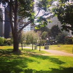 Photo taken at Sydney Walton Park by River M. on 7/20/2013