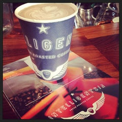 Photo taken at Intelligentsia Coffee by Chris S. on 6/12/2013