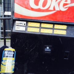 Photo taken at Mystery Soda Machine by Ed C. on 1/3/2015