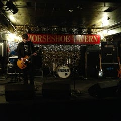 Photo taken at Horseshoe Tavern by Mike A. on 3/27/2013