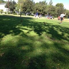 Photo taken at Villa Parke Community Center by Troy P. on 10/19/2013