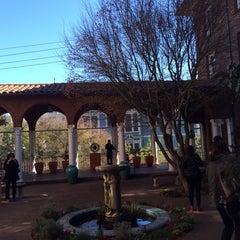Photo taken at San Francisco Zen Center by Nikki C. on 2/1/2014