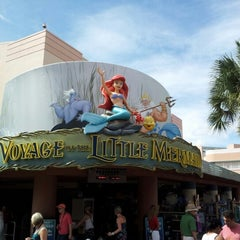 Photo taken at Voyage of The Little Mermaid by Jonathan E. on 10/19/2012
