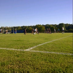 Photo taken at Ocean Lakes High School by Pauline L. on 10/11/2012