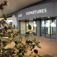 """Photo taken at Aeroporto di Orio al Serio """"Il Caravaggio"""" (BGY) by Roberto G. on 2/5/2013"""