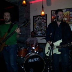 Photo taken at Henry J. Bean's by Elie G. on 1/26/2013