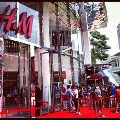 Photo taken at Lot 10 Shopping Centre by Matthew T. on 9/22/2012