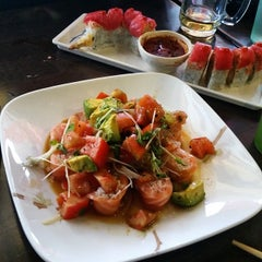 Photo taken at Spicy Tuna by Robert B. on 6/19/2014