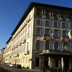 Photo taken at The St. Regis Florence by Russell L. on 12/12/2012