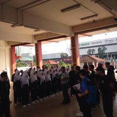 Photo taken at Balai Bomba & Penyelamat Seksyen 15 by DURRAH😁 on 12/5/2015