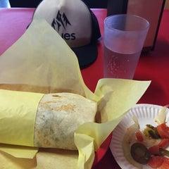 Photo taken at El Super Burrito by Sean D. on 12/20/2014