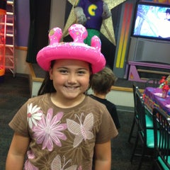 Photo taken at Chuck E. Cheese's by Gerry M. on 7/2/2013
