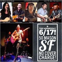 Photo taken at 50 Mason Social House by Katie G. on 6/16/2015