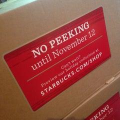Photo taken at Starbucks by David H. on 11/11/2014