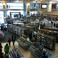Photo taken at 深圳书城中心城 Central Book City by Connie L. on 3/2/2013
