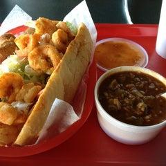 Photo taken at Louisiana Seafood Kitchen & Market by Todd J. on 10/19/2012