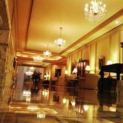 Photo taken at The Ritz-Carlton, Cancun by Alex R. on 4/16/2013